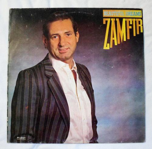 vinilo: zamfir / beautiful dreams