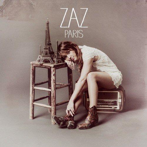 vinilo : zaz - paris (italy - import)