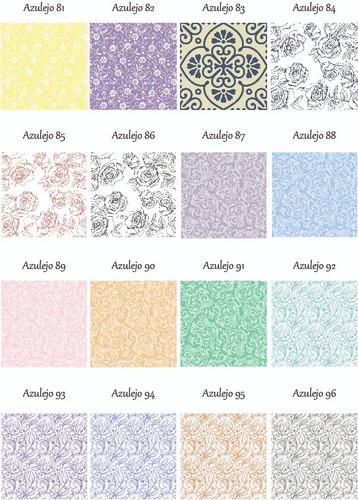 vinilos 20x20 decorativos para azulejos- autoadhesivos