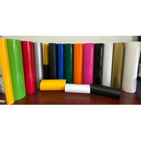Vinilos Adhesivos De Corte  0.61x10 Mts. Colores Surtidos