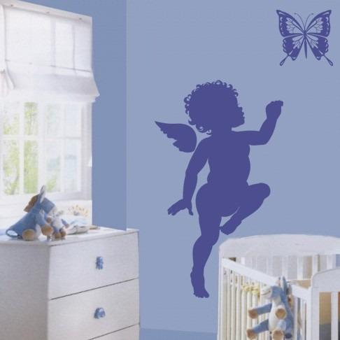 vinilos adhesivos decorativos angeles