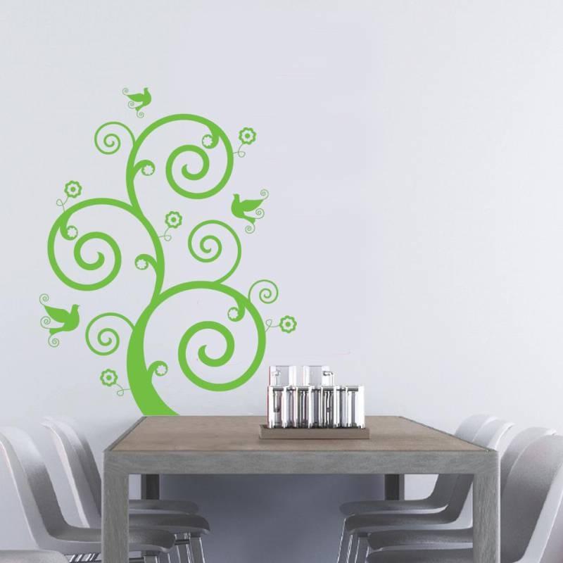 Vinilos adhesivos decorativos arboles en for Adhesivos neveras decoracion
