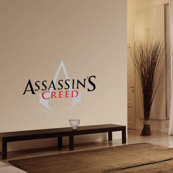 Vinilos adhesivos decorativos assassin s creed - Vinilos adhesivos decorativos ...