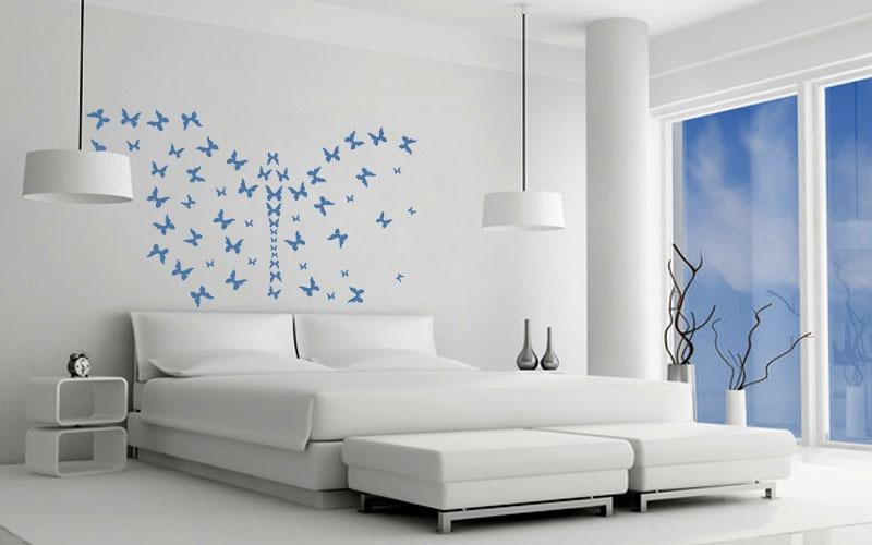 Vinilos adhesivos decorativos cabeceras para camas cali - Vinilos adhesivos decorativos ...