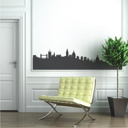 vinilos adhesivos decorativos ciudades y edificios