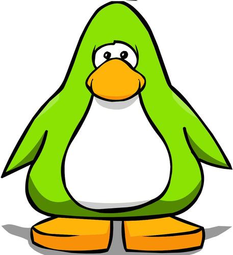 vinilos adhesivos decorativos  club penguin