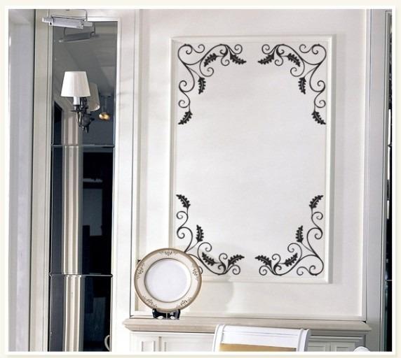 Vinilos adhesivos decorativos espejos en - Vinilo de espejo ...
