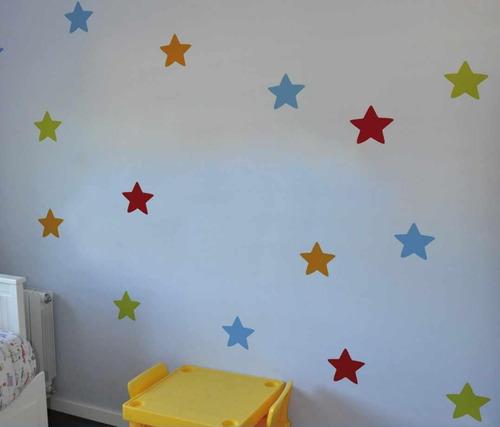 vinilos adhesivos decorativos estrellas