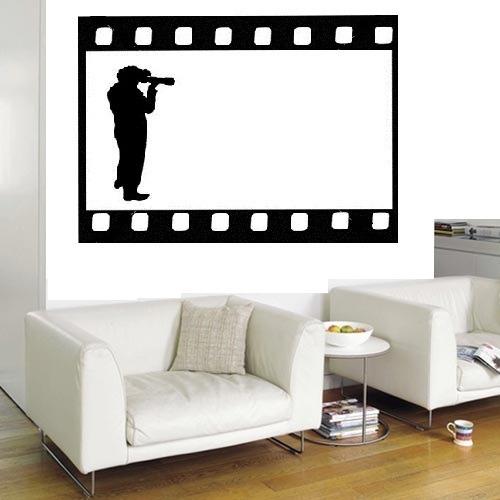 vinilos adhesivos decorativos  fotografia - fotos