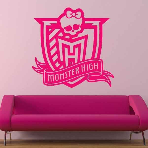 Vinilos adhesivos decorativos monster high en - Vinilos adhesivos decorativos ...