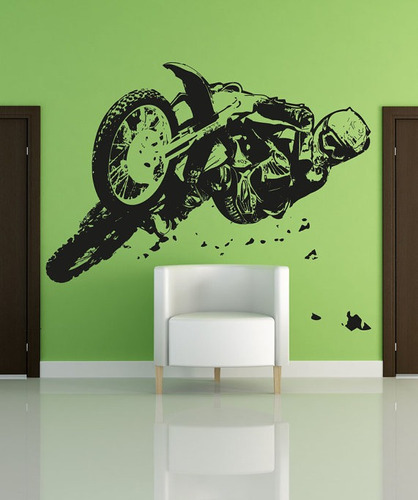 vinilos adhesivos decorativos motos