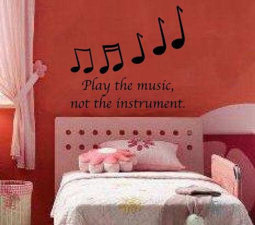 vinilos adhesivos decorativos musica