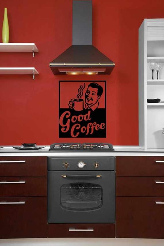 vinilos adhesivos decorativos para cafeterias - coffee shop