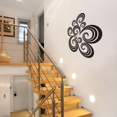 Vinilos adhesivos decorativos para escaleras y gradas - Vinilos para escaleras ...