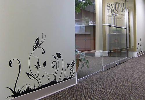 vinilos adhesivos decorativos para oficinas