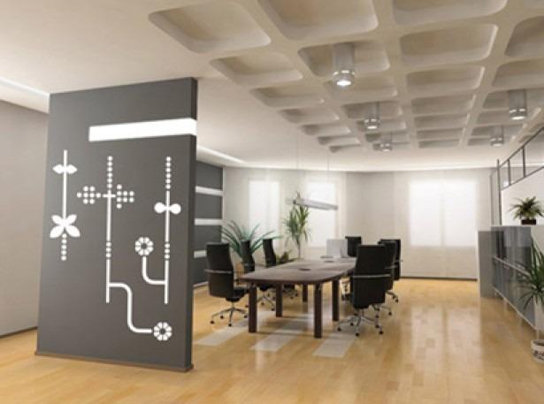 vinilos adhesivos decorativos para oficinas en