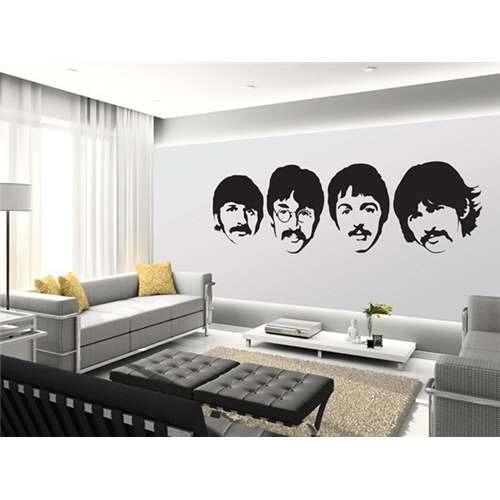 Vinilos adhesivos decorativos para paredes de la casa for Articulos decorativos para casa