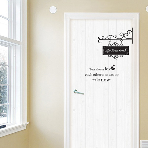 Vinilos adhesivos decorativos para puertas en - Vinilos adhesivos decorativos ...