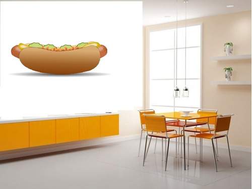 vinilos adhesivos decorativos para restaurantes