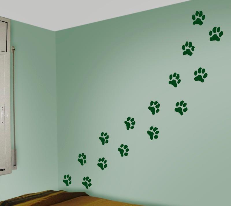 Vinilos adhesivos decorativos perros en mercado for Adhesivos decorativos