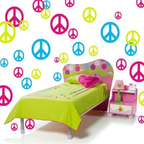 vinilos adhesivos decorativos símbolos de la paz