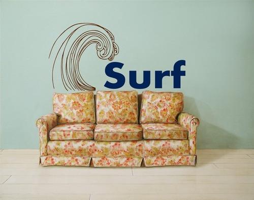 vinilos adhesivos decorativos surf y olas