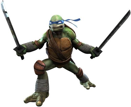 vinilos adhesivos decorativos tortugas ninjas mutantes