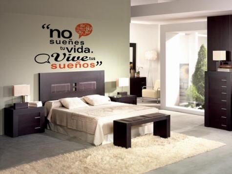 vinilos decora tus paredes frases citas canciones