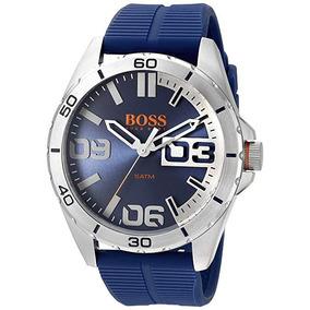 f769b43c2982 Reloj Deportivo Hugo Boss Azul en Mercado Libre México