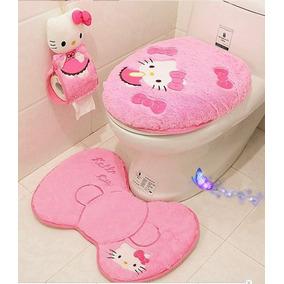 Set De 4 Cosas Para Baño De Ducha De Hello Kitty De Ikeelife