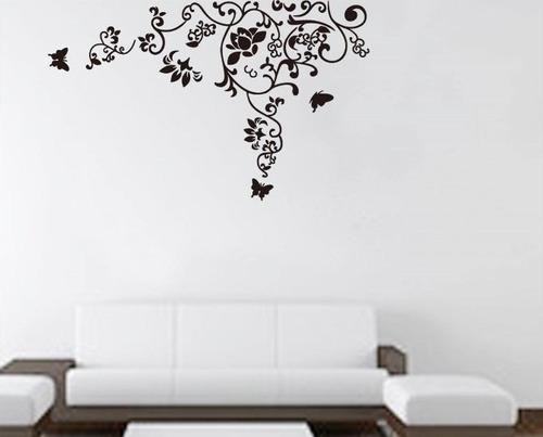 vinilos decorativos adhesivo decoracion pared sala estudio 3