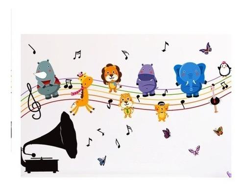 vinilos decorativos adhesivos musicales