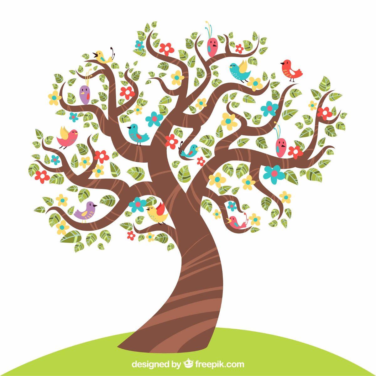 Vinilos Decorativos árbol Genealógic 2 Mts Fácilinstalación