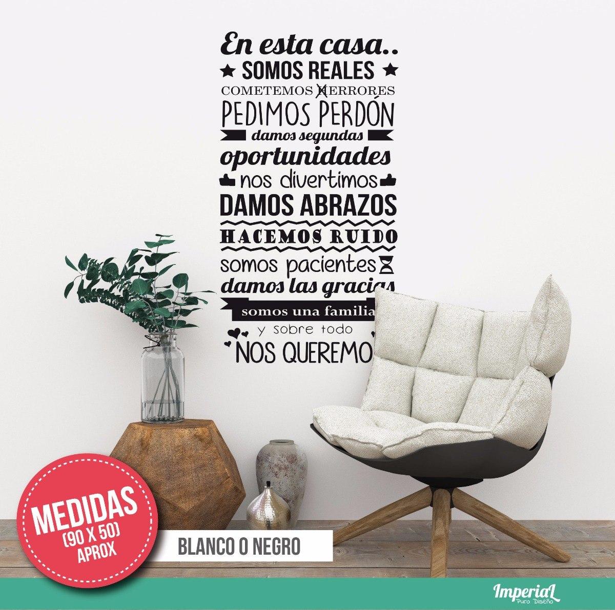 Vinilos Decorativos Arboles Ramas Frases Puertas Pared - $ 384,00 en ...