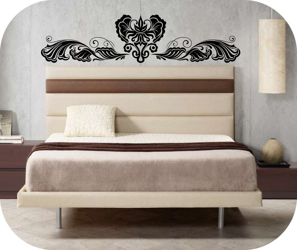 Vinilos decorativos cabeceros de camas decora tu pared for Precio de vinilos decorativos