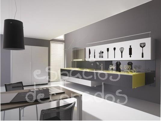 Vinilos Decorativos - Cocinas - Diseños Personalizados - $ 480,00 en ...