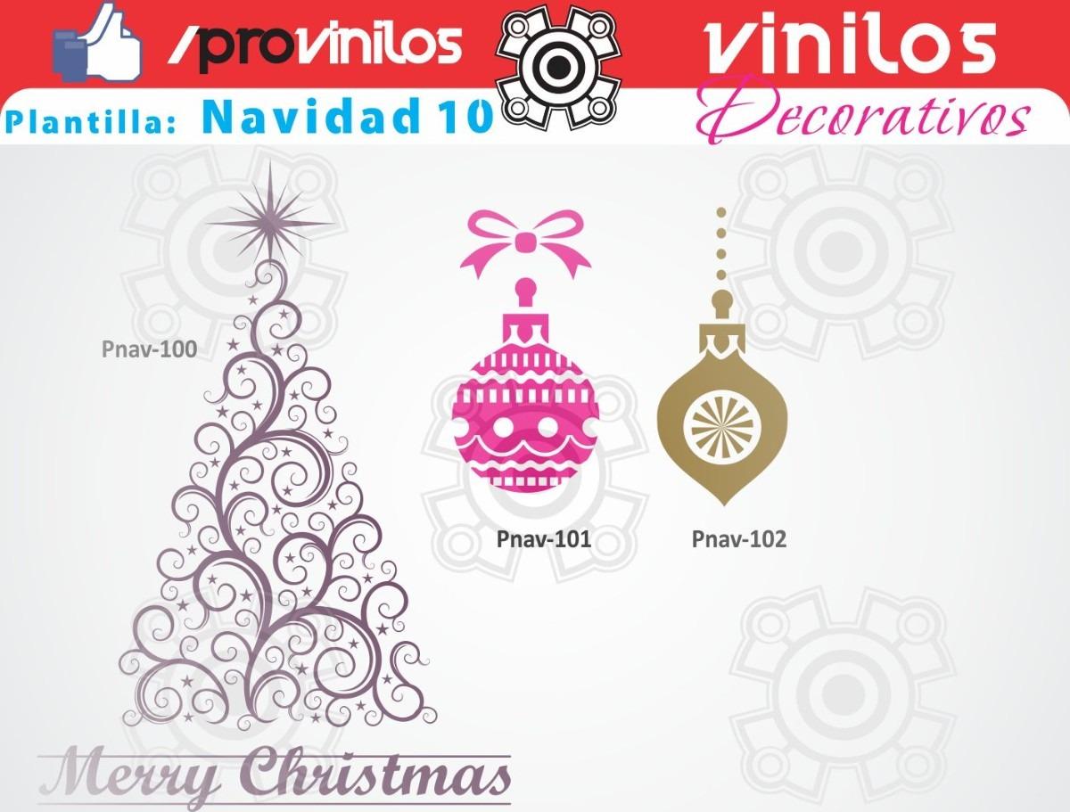 Vinilos decorativos con tem tica de navidad 2 en for Vinilos decorativos navidad