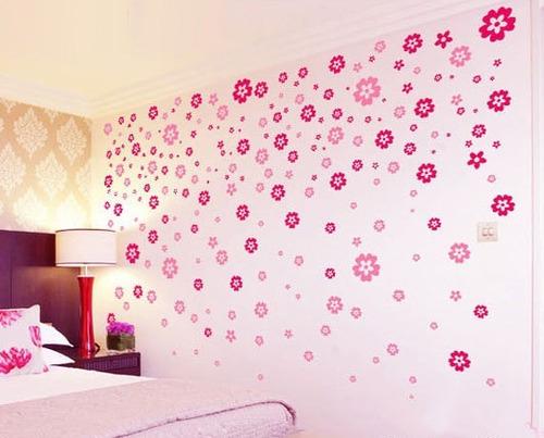 vinilos decorativos cuarto de las jóvenes y adolescentes