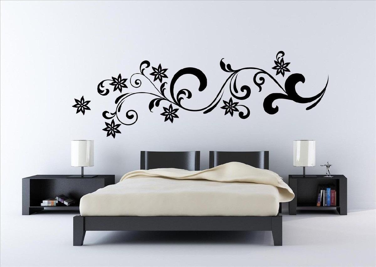 Vinilos decorativos cuarto sala cocina consultorio 150x60 - Decoracion de paredes de habitacion ...
