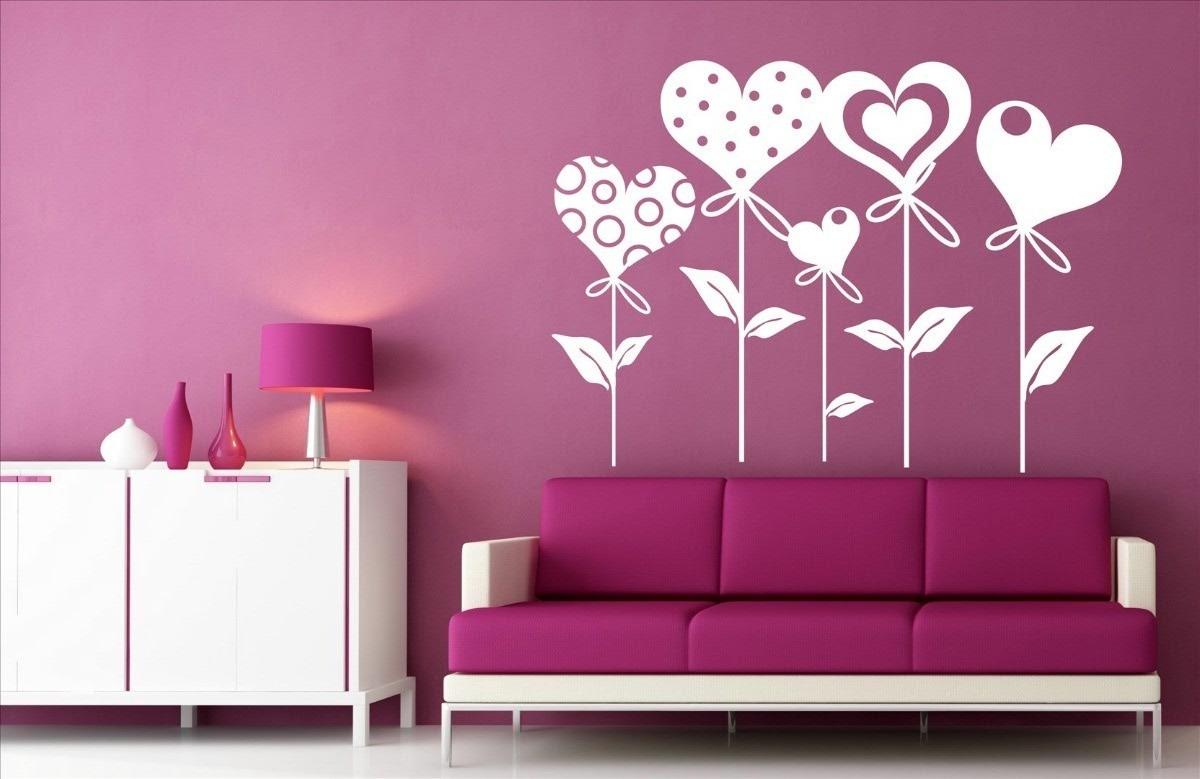 Vinilos decorativos cuartos habitacion oficina 100x60 cm for Decorativos vinilos