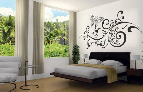 Vinilos decorativos cuartos habitacion oficina 150x60 cm - Disenos de vinilos ...