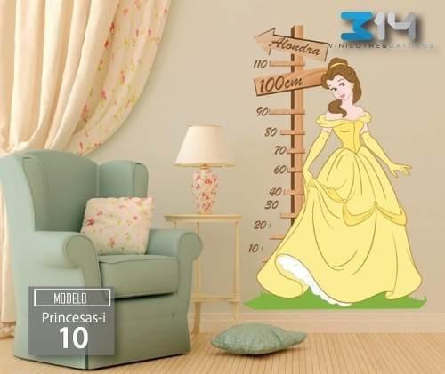 vinilos decorativos de princesas disney. vinil muro stickers