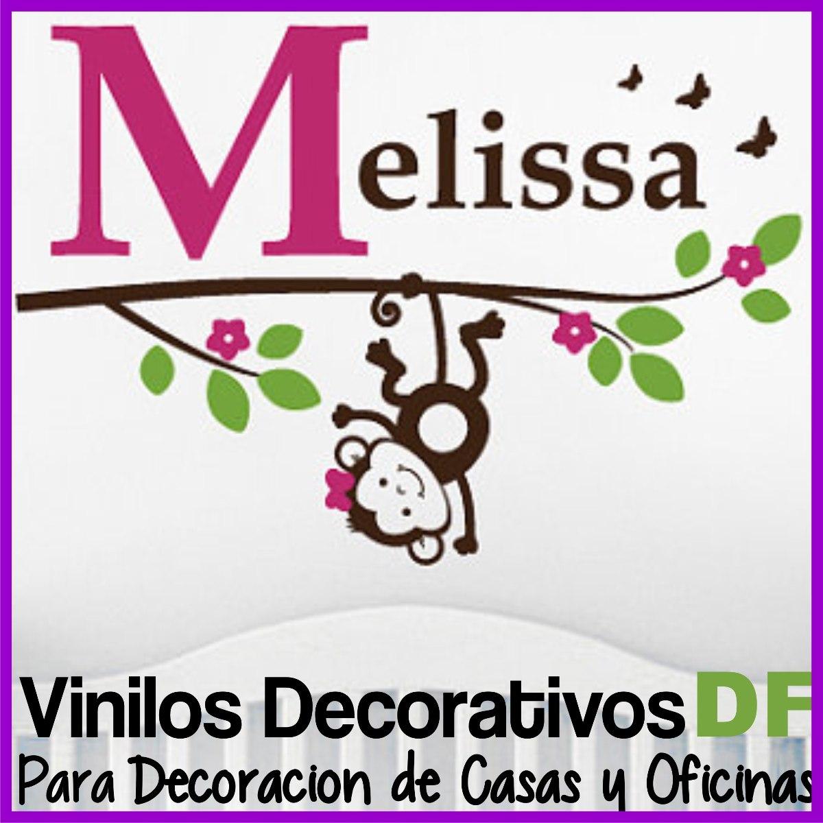 Vinilos decorativos de ramas infantiles nombres changuitos for Donde encontrar vinilos decorativos