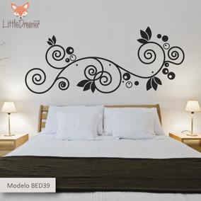 Vinilos Decorativos Para Paredes De Habitaciones.Modulos Habitables Basani Dormitorio Vinilos Decorativos