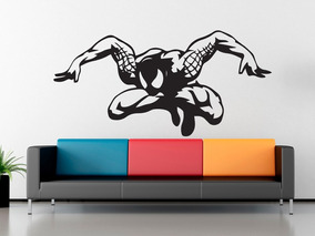 Vinilos Decorativos El Hombre Araña Spiderman
