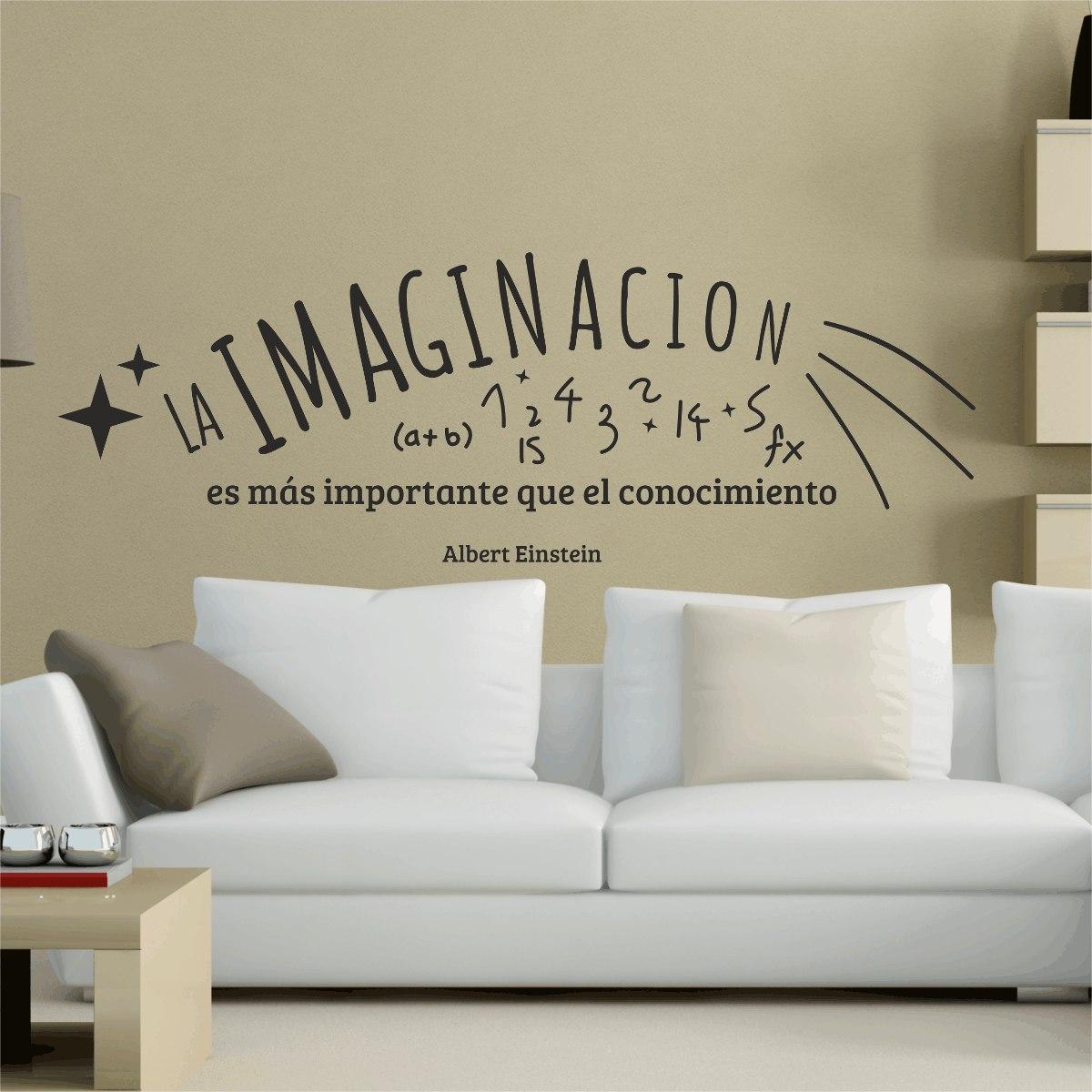 Vinilos Decorativos Frases Citas Promocion 3 X 4 Unidades - $ 421,00 ...