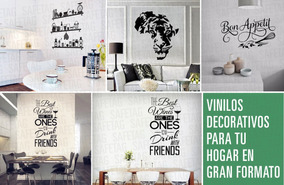 Vinilos Foto Mural Pared De Flores   Decoración Para El Hogar En Mercado  Libre Argentina