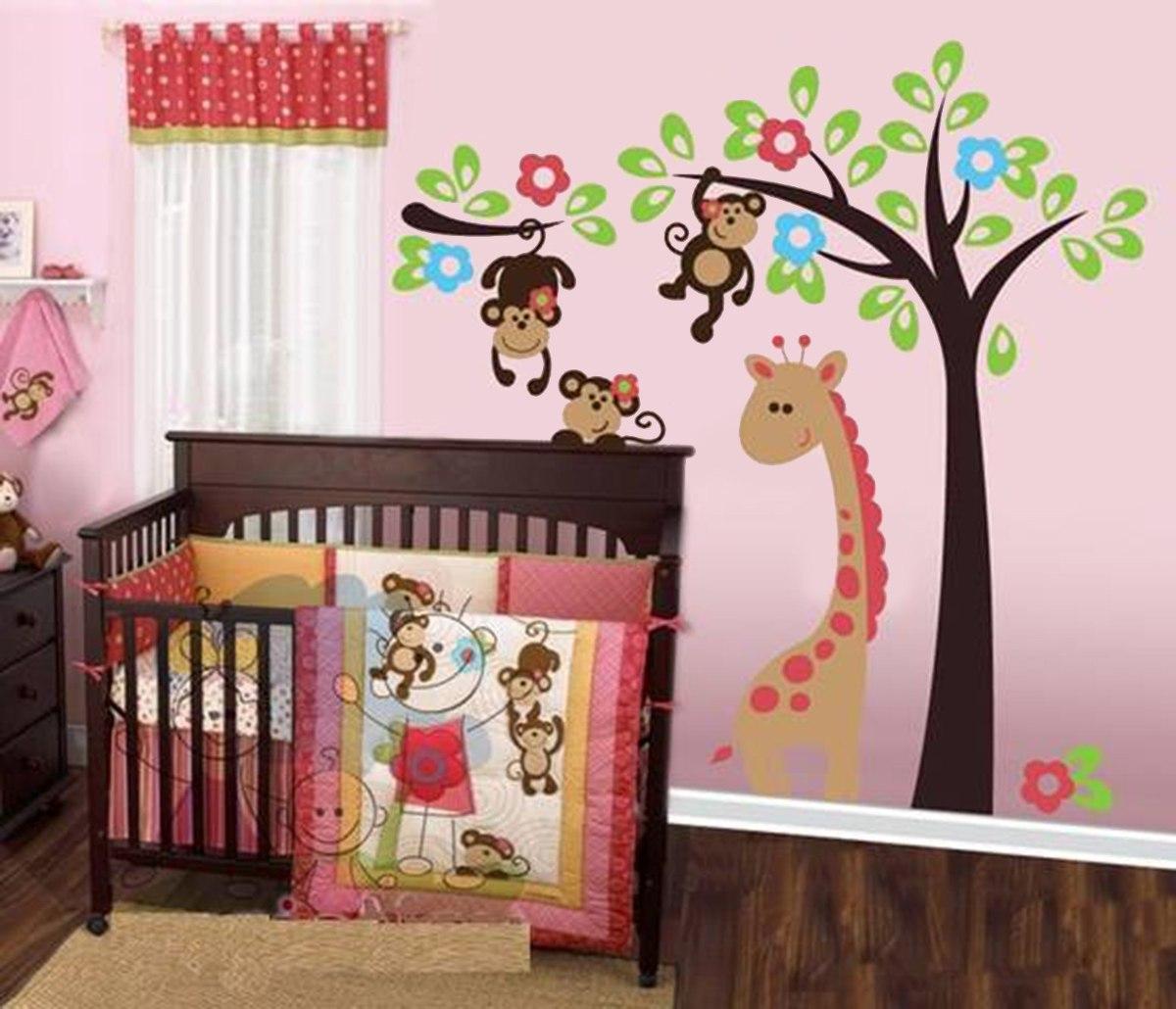 Vinilos decorativos grandes bebes cuartos infantiles cali for Vinilos cuartos bebe