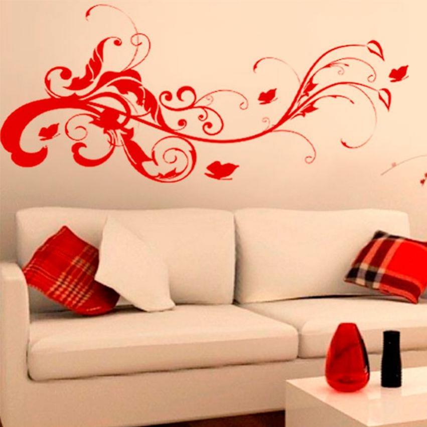 Vinilos decorativos imagine design dise os originales sala for Donde encontrar vinilos decorativos