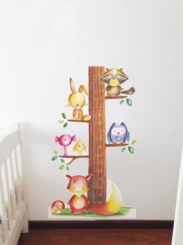 Vinilos Decorativos Infantiles Medidor Infantil Adhesivos